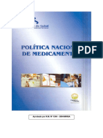 RM 1240-2004 POLITICA NAC MEDICAMENTOS