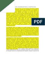 4. PROPIEDADES DE LOS MAERIALES PARA LA CONSTRUCCION