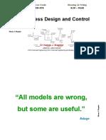 Lecture 2 - process control (P1)