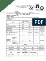 RAPPORT TECHNICQUE APPUI NR+TEFLON