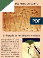2 Egipto, historia