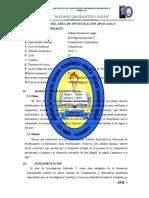 INVESTIGACIÓN APLICADA_2020_I