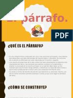 Gramatica Powerpoint El Parrafo [Autoguardado]