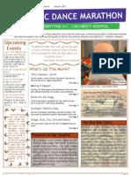 UNC-DM January Newsletter