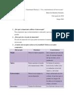 Cuestionario Práctica 1