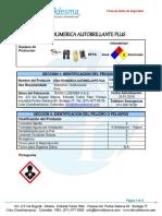 CERA POLIMERICA AUTOBRILLANTE PLUS (FDS)