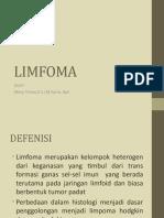 kanker limfoma