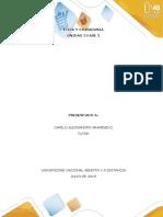 Etica y ciudadania fase 3 análisis de la problemática