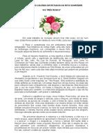 LIÇÃO Nº 54 DO COLÉGIO DE ESTUDOS DO RITO SCHRÖDER