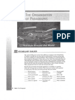 The Organization of Paragraphs-1