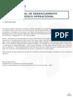 Manual de gerenciamento do risco de operacional