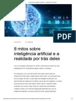 8 mitos sobre inteligência artificial e a realidade por trás deles.pdf