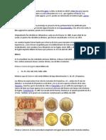 Moneda de Egipto y Sudafrica