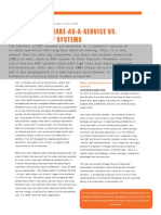 Adopting Software-As-A-service vs. Traditional Erp Systems