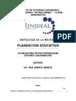 ANTOLOGIA DE PLANEACIÓN EDUCATIVA.docx