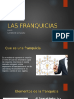 LAS FRANQUICIAS