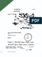 MSFC Skylab Airlock Module, Volume 2