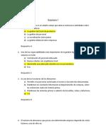 PRUEBA MODULO 1 - LOGISTICA EXAM