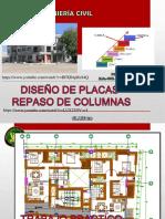 CLASE 20 DISEÑO MUROS DE CORTE - PLACAS REV 2 '2