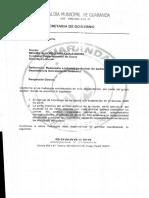 RESPUESTA PRELIMINAR SECRETARIA DE GOBIERNO