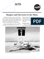NASA Facts Rangers and Surveyors to the Moon