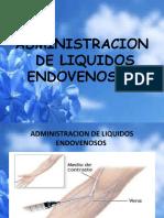 ADMINISTRACION DE LIQUIDOS ENDOVENOSOS 2