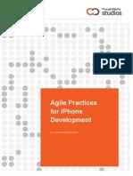 Agile Practices iPhone Development White Paper