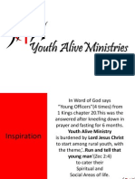 Youth Alive Ministries