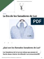 La Era de los Sanadores de Luz _ El Sendero del Chaman.pdf