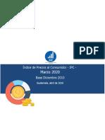 IPC MARZO 2020