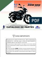 Catalogo Partes XCD 125