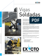 VIGAS SOLDADAS 52