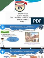 CLASE 1 ANATOMIA  BIOQUIMICA.pptx