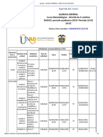 Agenda - QUIMICA GENERAL - 2019 I Periodo 16-02 (612)