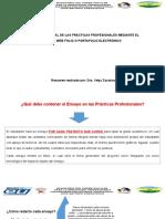 ENSAYO DE PRÁCTICAS PROFESIONALES UPTJAA