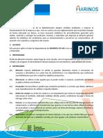 INSTRUCTIVO PARA MANEJO DE ALMACEN (1)