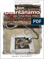 Poems from Guantanamo - The Detainees Speak