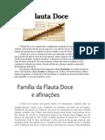 Flauta Docehjk