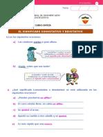 B 5P SESIÓN 4 RV EL SIGNIFICADO CONNOTATIVO Y DENOTATIVO (1)