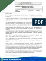 Evaluación semana 4 Seguridad del paciente Alejandra Gualdron