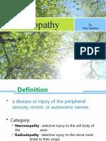 Neuropathy (General)