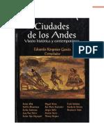 Cultura y naturaleza andinas
