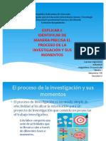 la investigacion y sus procesos