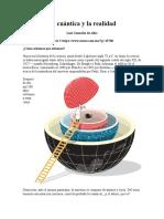 La Cuántica y la Realidad - González de Alba