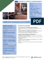 Formation ASME VIII Comparaison CODAP