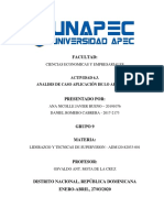Actividad 6.3 ESTUDIO DE CASO-GRUPO 9