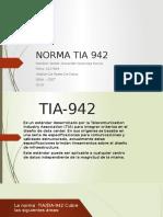 NORMA TIA 942
