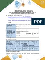 Guía de actividades y rúbrica de evaluación del curso - Paso 1- Reconocimiento de herramientas contextuales