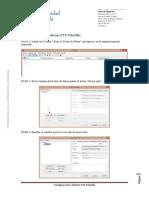 Tutorial de Instalacion de Filezilla IV