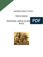 f Civica 3er Grado Silvia Garcia